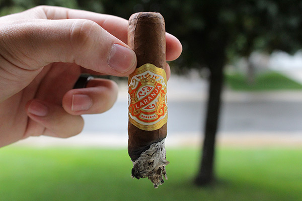 Brazilian Laranja Reserva cigar review