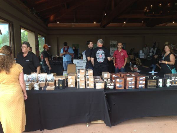 2014 Rocky Mountain Cigar Festival Drew Estate