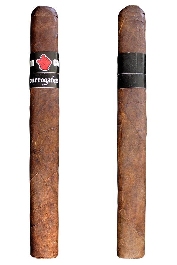 Surrogates Satin Glove cigar stats