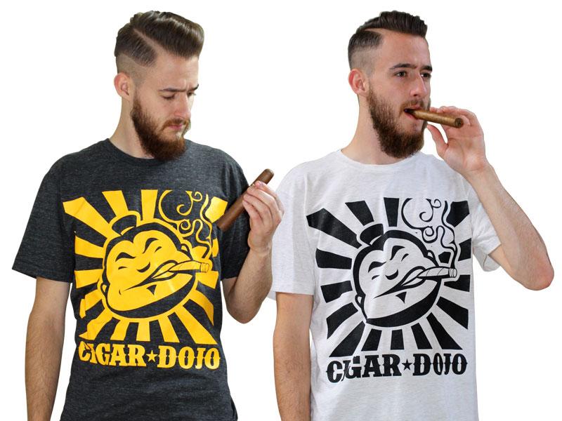 Cigar Dojo T-Shirts