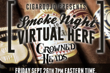 Crowned Heads Cigars HERF