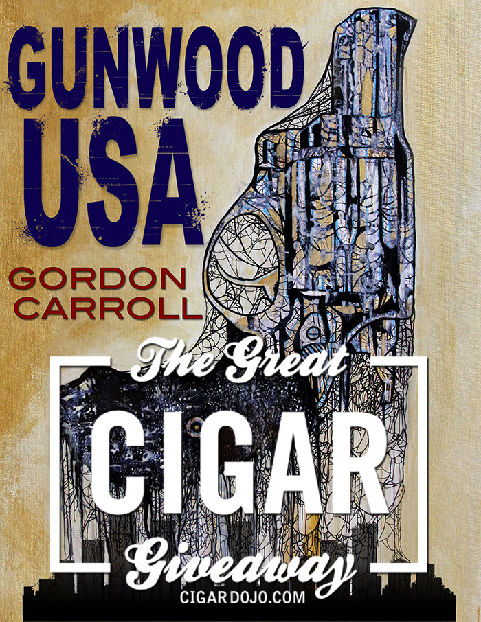 Gunwood USA cigar giveaway