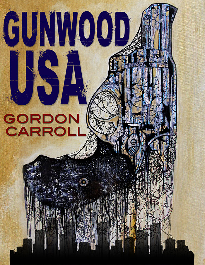 GUNWOOD USA mystery novel