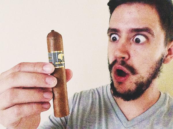 Cigar smoking tip