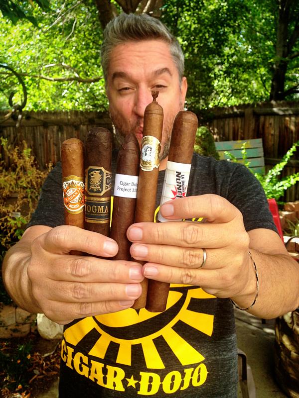Crux cigar contest entry