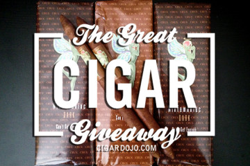 Crux Ninfamaniac cigars giveaway