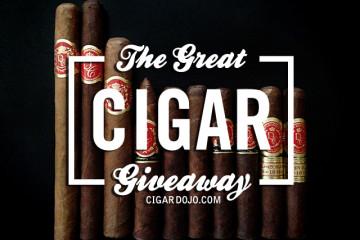 D'Crossier cigar giveaway