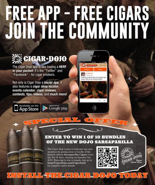 Cigar Snob advertisement