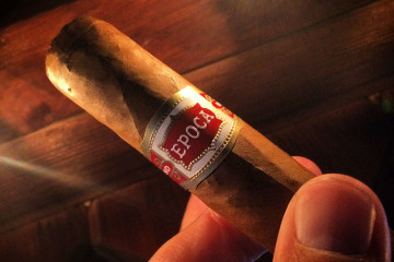 Epoca cigar review and rating