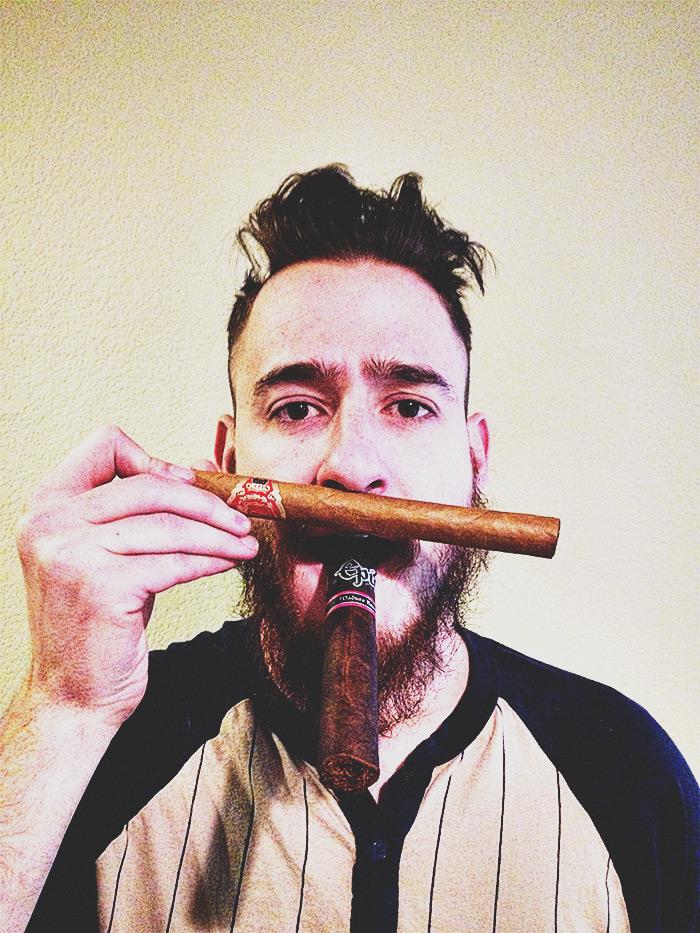 Cigar contest entry