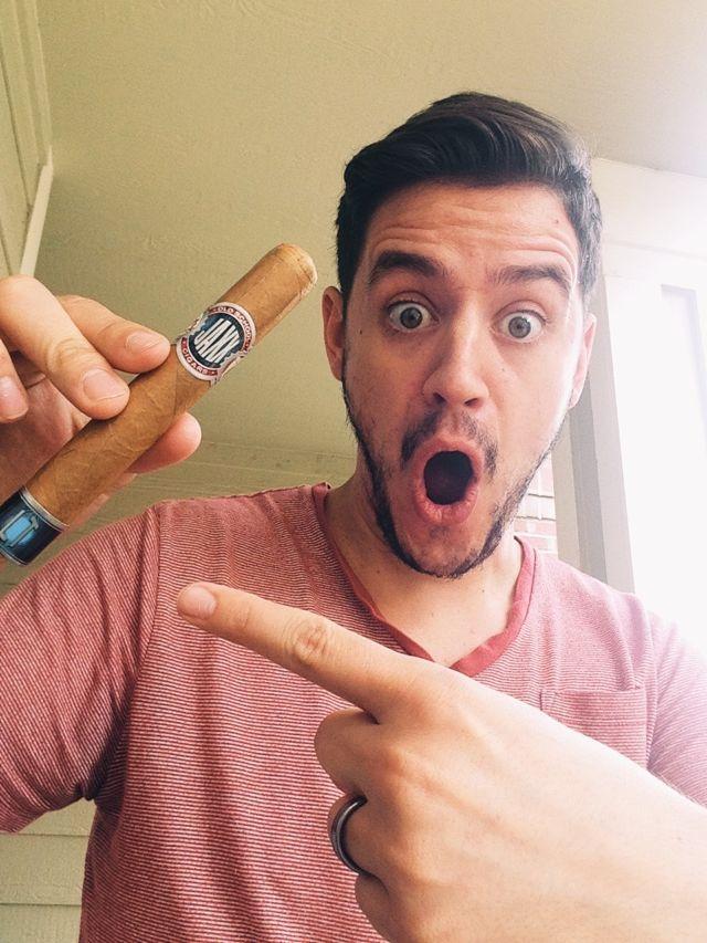 Cigar Dojo contest entry