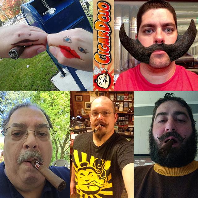 Cigar Dojo contest winners
