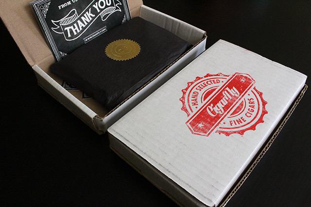 Cigar Fly bundle packaging