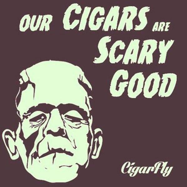 Cigar Fly scary good cigars