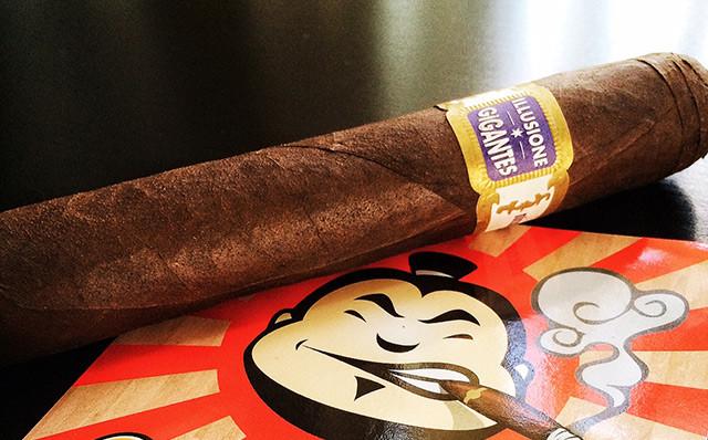 Illusione *G* Gigantes cigar review