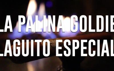 La Palina Goldie Laguito Especial lancero cigar review