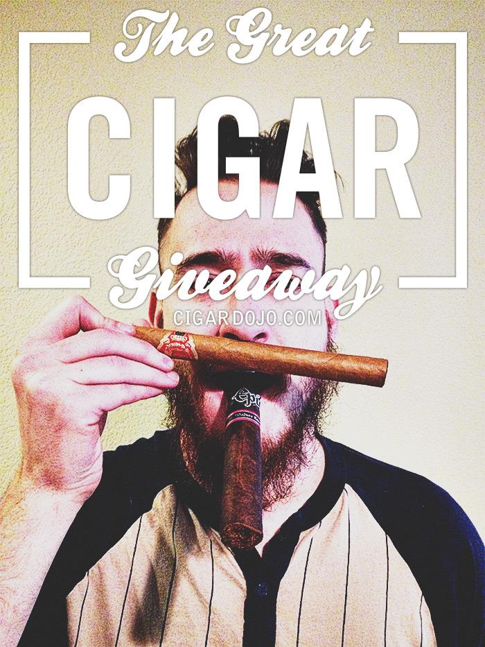 Cigar giveaway contest