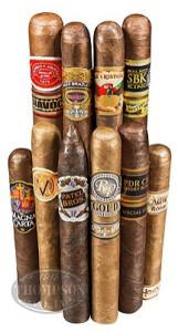 Thompson Cigar sampler Secret Stash