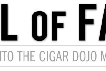 Cigar Dojo Hall of Fame Inductees