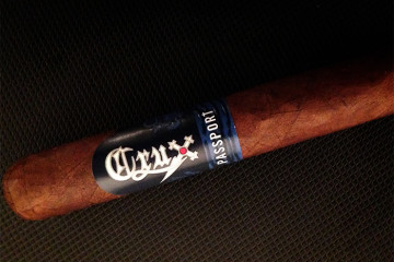 Crux Cigars Passport Corona cigar review