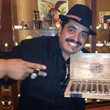 Juan Cancel Cigar Dojo Hall of Fame member