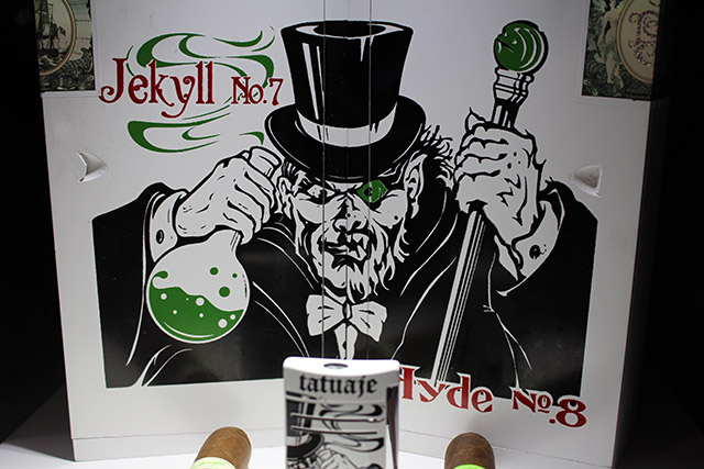 Tatuaje Monster Series dress box Jekyll and Hyde