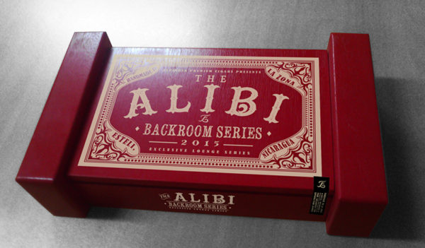 Alibi cigar from Espinosa Cigars