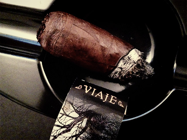 Viaje Full Moon 2014 cigar review and rating