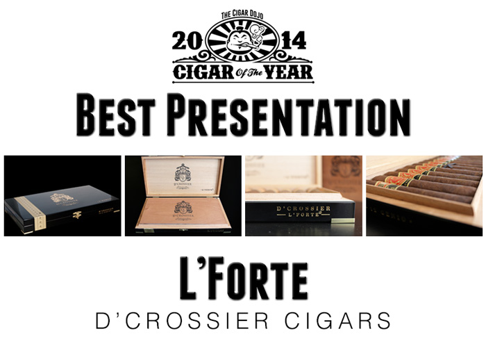 2014 cigar awards best presentation