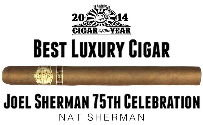 2014 Best Luxury Cigar Award