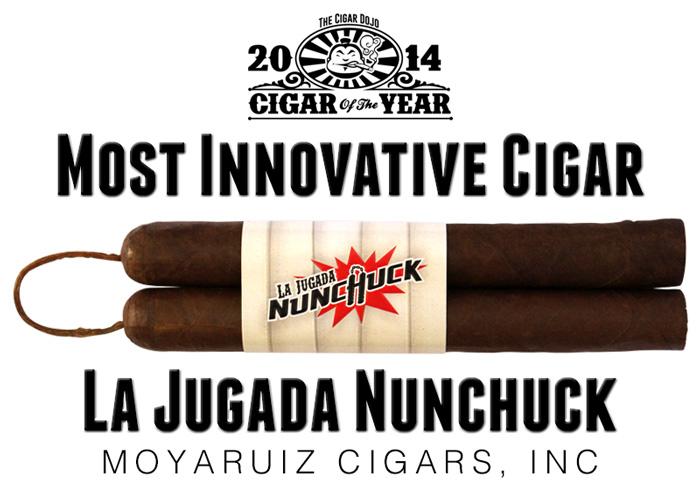 2014 most innovative cigar award