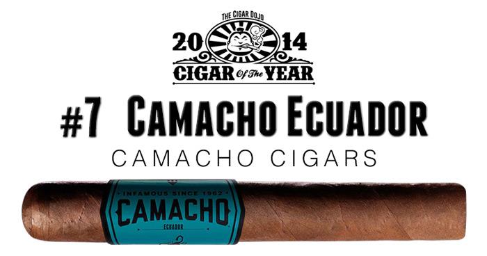 2014 top 10 cigars Camacho Ecuador