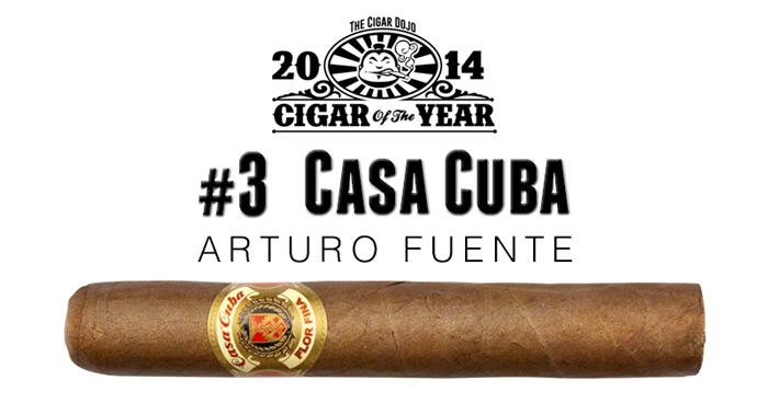 2014 top 10 cigars Fuente Casa Cuba