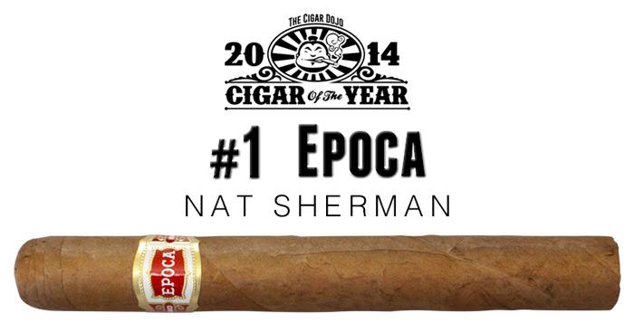2014 top 10 cigars Nat Sherman Epoca