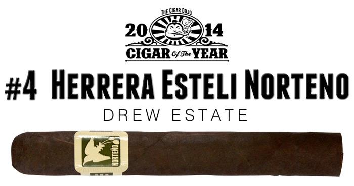 2014 top 10 cigars Herrera Esteli Norteño
