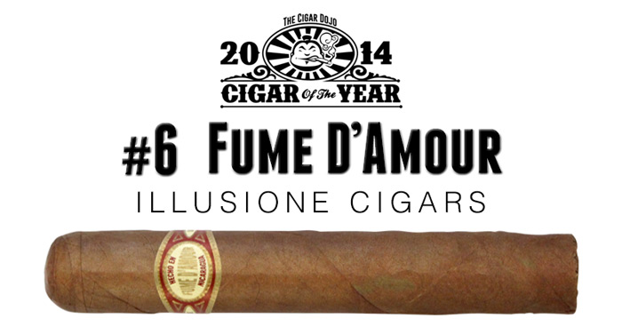 2014 top 10 cigars Fume D'Amour