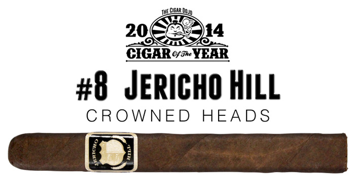 2014 top 10 cigars Crowned Heads Jericho Hill