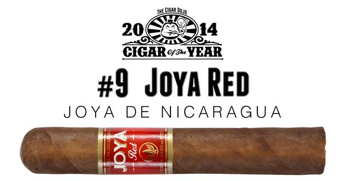 2014 top 10 cigars Joya de Nicaragua Joya Red