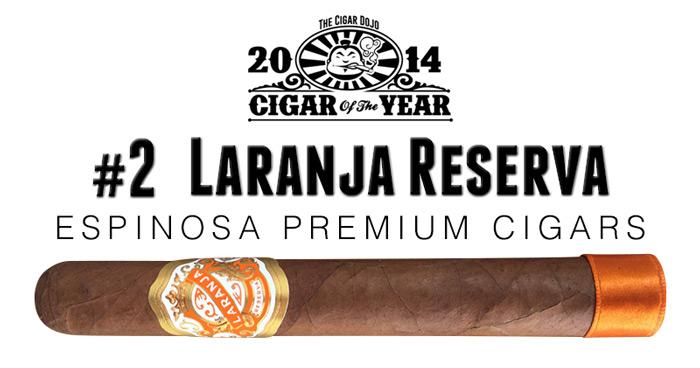 2014 top 10 cigars Espinosa Laranja Reserva