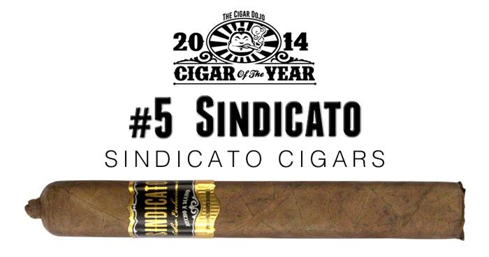 2014 top 10 cigars Sindicato Natural