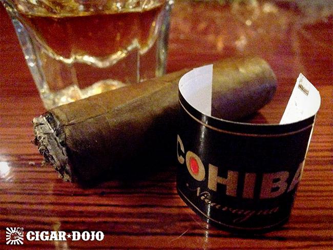Cohiba Nicaragua cigar review and rating