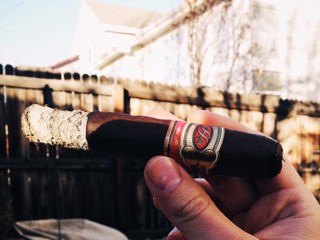 La Hoja Edición Maduro 1962 Toro cigar review