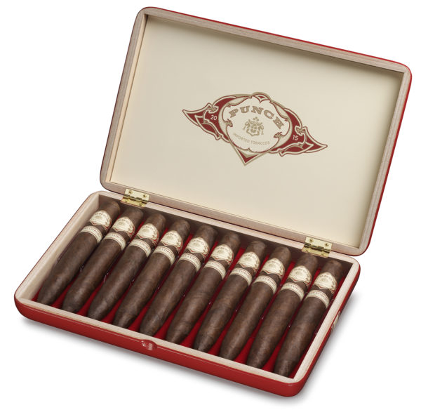 2015 Punch Rare Corojo Rare Lapiz box of cigars
