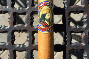 Alec Bradley King David cigar review
