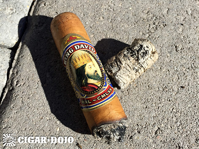 Alec Bradley King David cigar review and rating