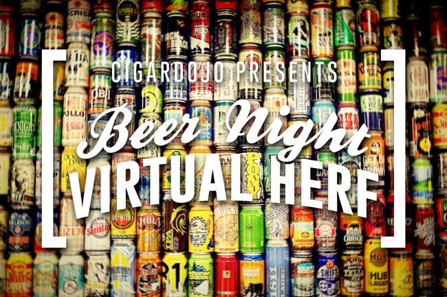 Craft Beer Night on Cigar Dojo