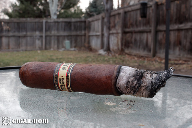 Espinosa Backroom Series The Alibi cigar review