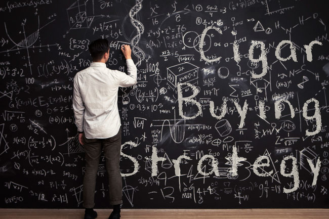 Cigar buying strategy