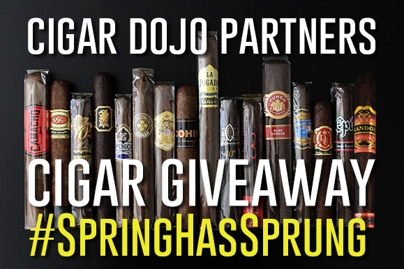 Cigar Dojo Partners Giveaway