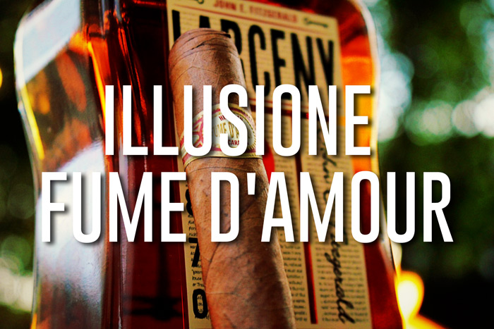 Illusione Fume D'Amour cigar review